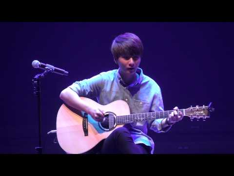 (Stefanie Sun) We Will Get There  -  Sungha Jung (live)