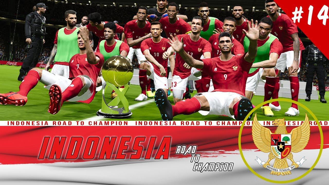 FINAL Piala Kemerdekaan 2020! Peru VS Indonesia | PES 2020 ...