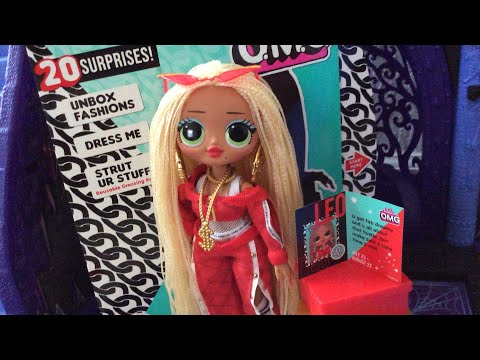 LOL Surprise OMG Swag Doll review! | lol surprise big sister dolls