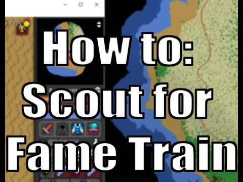 [RotMG] How To Scout for Fame Train