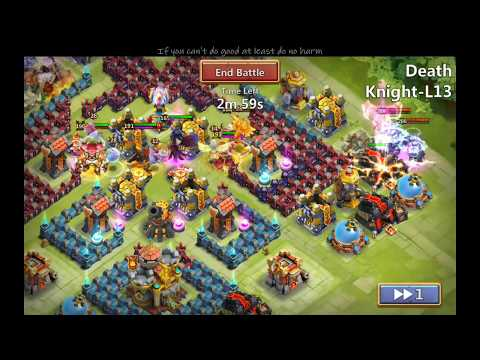 Castle Clash New Empower Talent On Harpy Queen