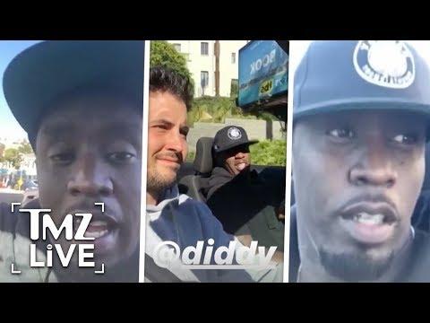 Diddy Speaks On Kim Porter   TMZ Live Mp3