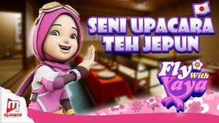 Download Video Fly With Yaya - Seni Upacara Minum Teh! / Japanese Tea Ceremony (ENG/JP captions) MP3 3GP MP4