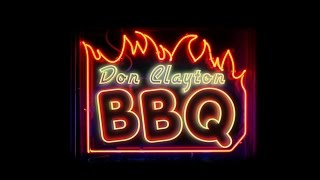Don Clayton - BBQ (Official Music Video)