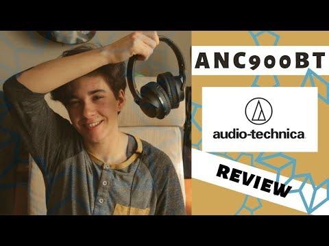 Noise Canceling Machine - Audio Technica ATH-ANC900BT Noise Canceling Headphones