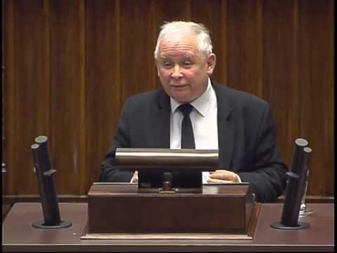 Jarosław Kaczyński o wotum nieufności 07.04.2017
