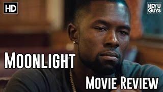 Moonlight Movie Review - Naomie Harris / Trevante Rhodes LFF 2016