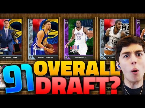 91-rated-draft-attempt!-nba-2k16-draft