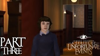 A Series of Unfortunate Events (PC) Walkthrough: Part 3