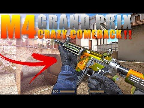 Standoff 2 Crazy M4 GRAND PRIX Come Back‼️