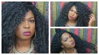 Dope Wavy Wig|Zury's Sis Wig|Dream Collection Tara Wig|Review and Demo