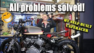 All problems on my bike are solved!
