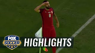 Clint Dempsey makes it 3-0 for the USMNT vs. Honduras | CONCACAF World Cup Qualifying