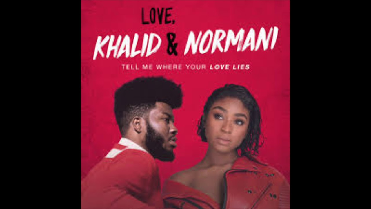 Love Lies - Khalid & Normani (Official Audio) - YouTube