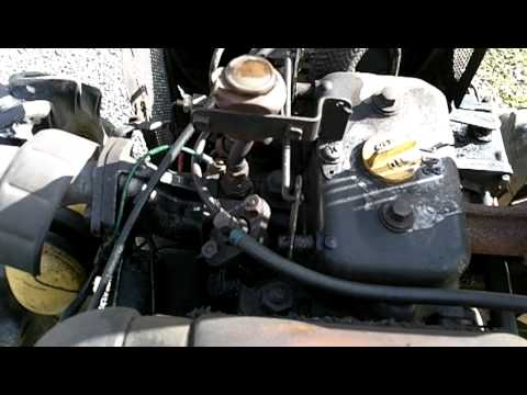 yanmar ym 1300d in rough shape part two youtube rh youtube com