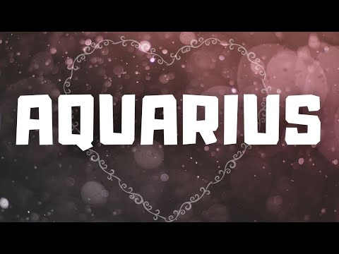 Aquarius ♒They Want Your Love🥺♒..daily Love Tarot Reading..29th September 2020