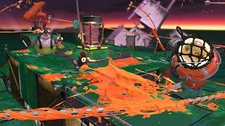 *NEW* SALMON RUN Map! (Splatoon 2 Livestream)