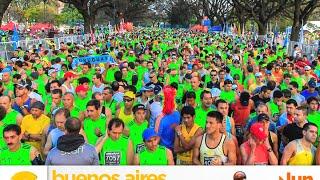 Buenos Aires en Carrera. Tercera Temporada - Cap. 28. Maratón de Buenos Aires.