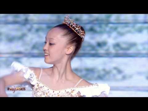 Clara, 12 ans et prodige de la danse ! Prodiges, saison 3, jeudi 22 décembre sur France 2