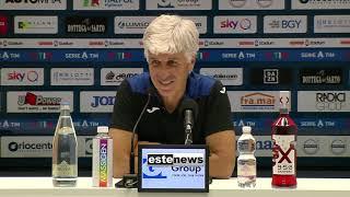 Atalanta-Sampdoria 2-0, Gasperini: