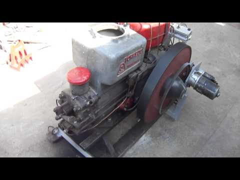 ARAN motor sa elektro pokretanjem