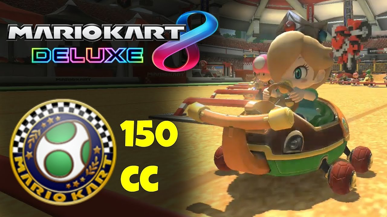 egg cup 150cc grand prix mario kart 8 deluxe nintendo switch 9 youtube. Black Bedroom Furniture Sets. Home Design Ideas