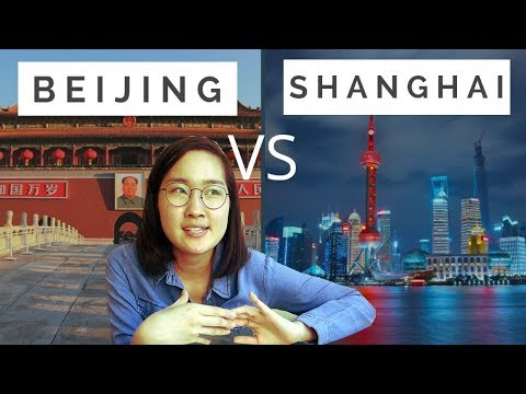 Beijing vs Shanghai (what happened in China)