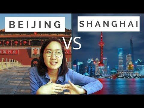 Beijing vs Shanghai (what happened in China)