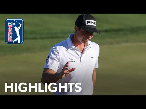 Viktor Hovland shoots 7-under 65 | Round 1 | THE CJ CUP | 2021