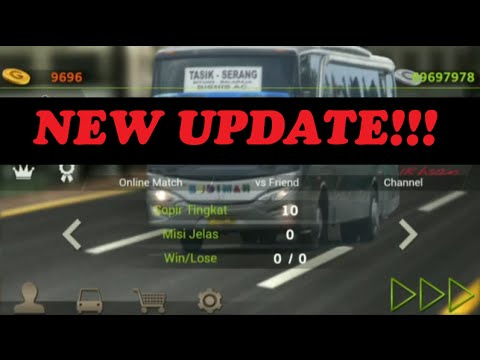 NEW UPDATE!! Dr. Driving Bus Simulator Indonesia