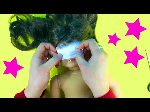 👚 👕 👗 How To Fix American Girl Doll Frizzy Hair, Body Care + Outfits - Simplekidscrafts