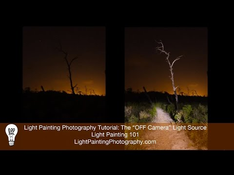Light Painting Photography Tutorial: The