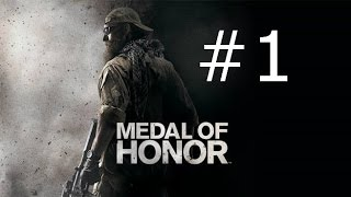 Medal Of Honor Limited Edition Walkthrough Part 1