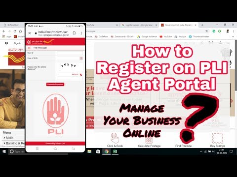 How To Register On PLI Agent Portal?
