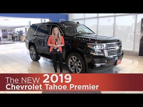 New 2019 Chevrolet Tahoe & Suburban Premier - Mpls, St Cloud, Monticello, Buffalo, Rogers, MN
