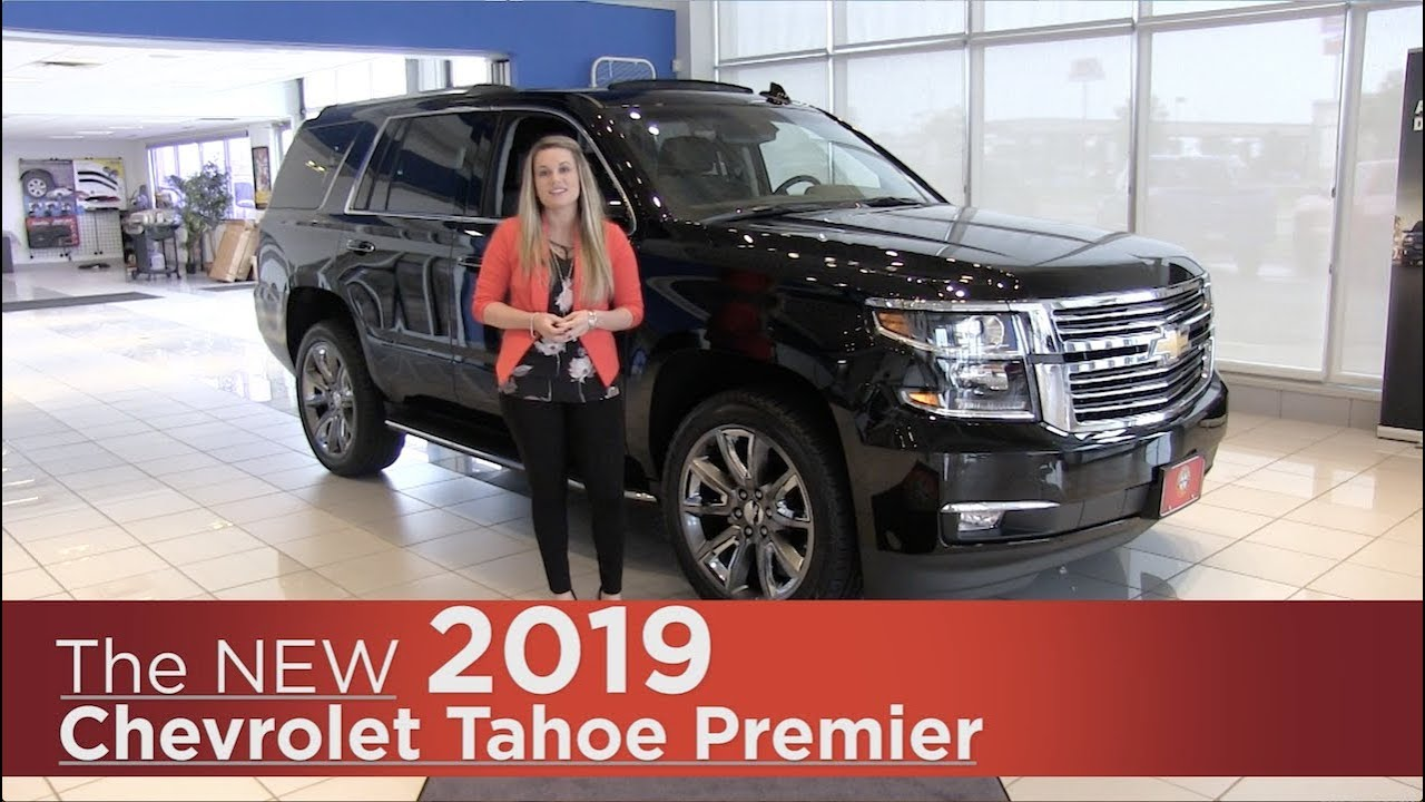 2019 Chevy Tahoe Premier Plus Luxury Tahoe, Redesign, Release Date, Price >> New 2019 Chevrolet Tahoe Suburban Premier Mpls St Cloud Monticello Buffalo Rogers Mn