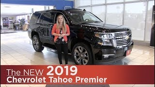 New 2019 Chevrolet Tahoe & Suburban Premier - Mpls, St Cloud, Monticello, Buffalo, Rogers, MN