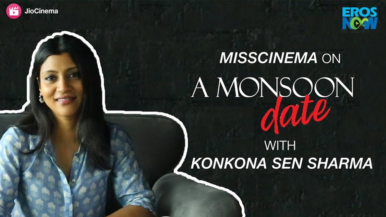 Download MissCinema | Interview with Konkona Sen Sharma | A Monsoon Date | JioCinema