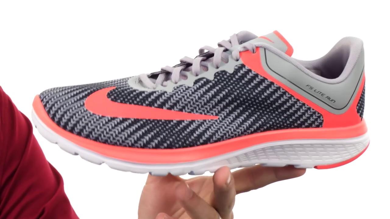 86f512120a6 Nike FS Lite Run 4 Premium SKU 8802361 - YouTube
