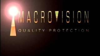 FBI Warnings, Macrovision and Polygram Visual Programming Logo