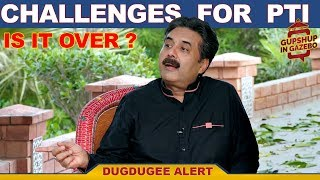 Gupshup In Gazebo | CHALLENGES FOR THE NEW GOVERNMENT | Episode 17