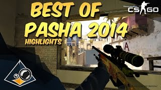 CS:GO - Best of pasha 2014 (Highlights)