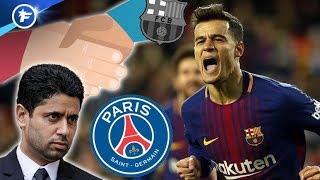Accord entre Philippe Coutinho et le PSG | Revue de presse