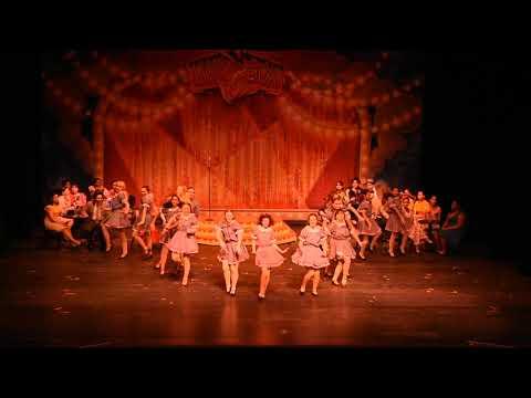 """Bushel and A Peck"" Rehearsal Millikan High School ""Guys & Dolls"" Spring 2020"