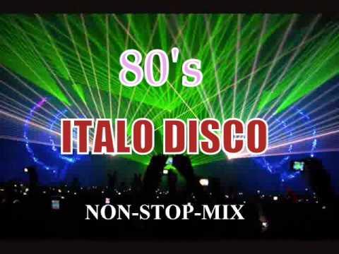80's Euro Disco (Qoo 2012 Mix) Vol.1 懷念經典歐陸狂熱NON-STOP連續舞曲 - YouTube