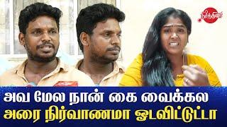 Nanjil vijayan lodged a complaint against surya devi tamil cinema news surya devi vs nanjil vijayan