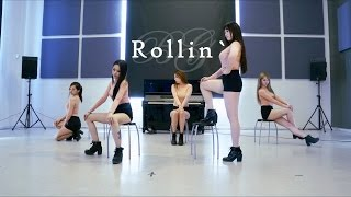 [east2west] brave girls (브레이브걸스) - 롤린 (rollin') dance cover