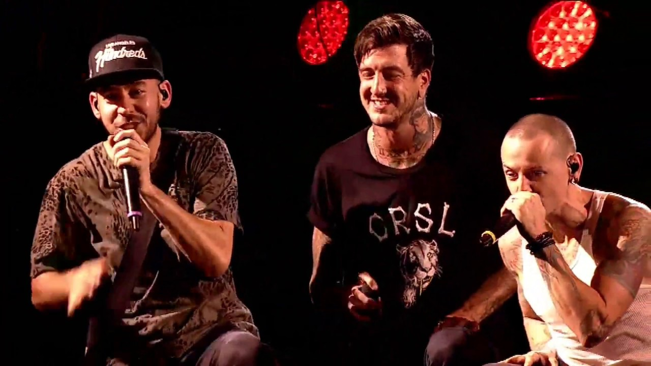 Linkin park faint feat austin carlile live from - Austin carlile wallpaper ...