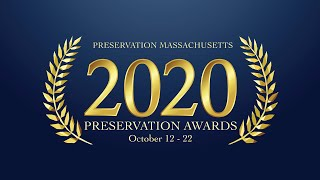 What is the 2020 Preservation Awards Program?