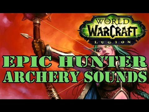 WoW Addons: Epic Hunter Archery Sounds